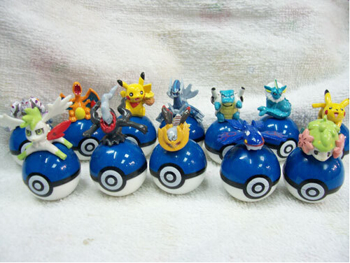 Pokemon All Balls Images