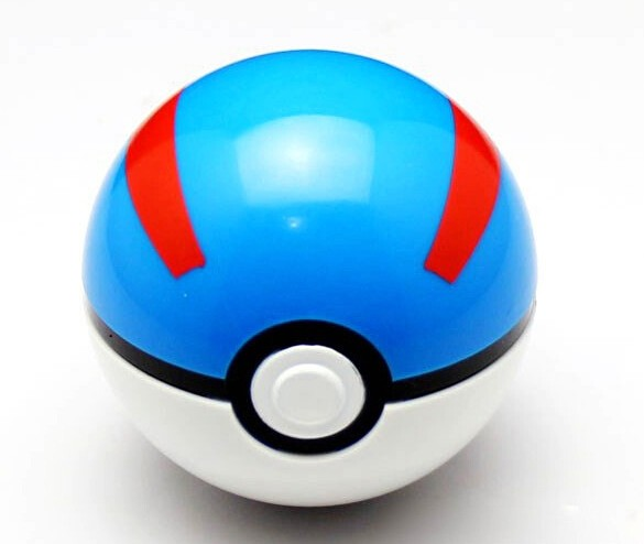 Pokeball Great Ball